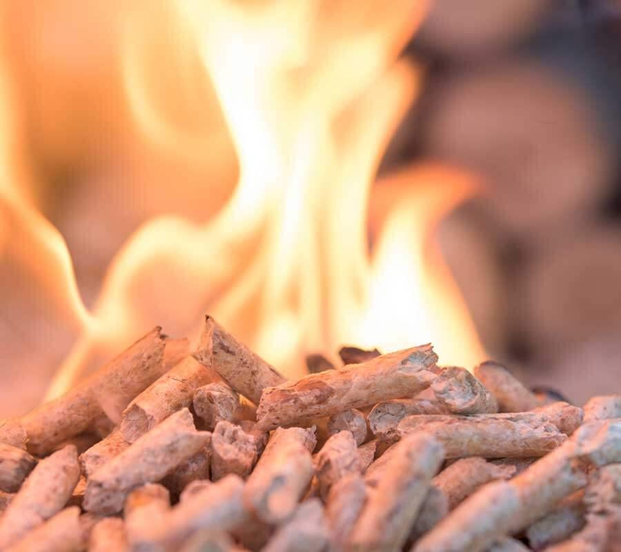 naaldhout pelletkorrels Biostook